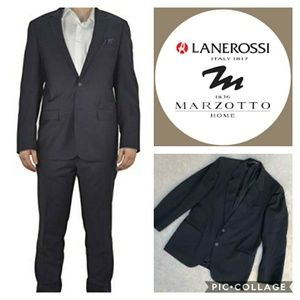 Marzotto Lanerossi Full Suit with Bag